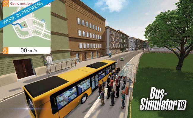 Bus-Simulator 16 - Screenshots - Bild 11