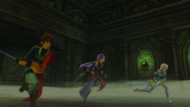Sword Art Online: Lost Song - Screenshots - Bild 9