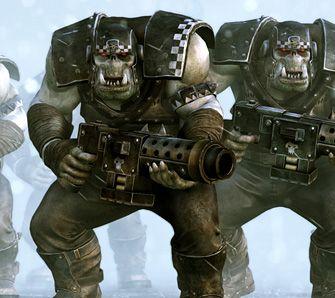 Warhammer 40.000: Regicide - Test
