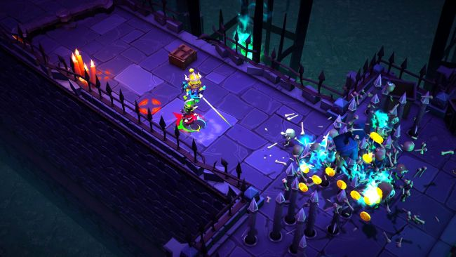 Super Dungeon Bros. - Screenshots - Bild 10