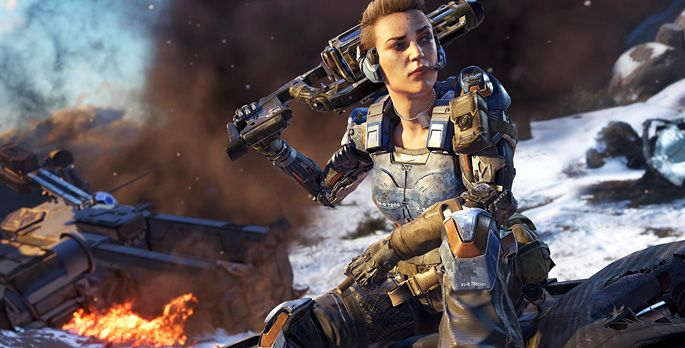 Call of Duty: Black Ops III - Special