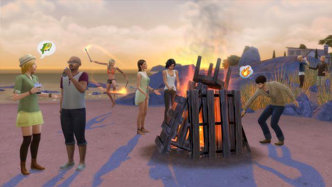 Die Sims 4: Zeit für Freunde - Screenshots - Bild 3