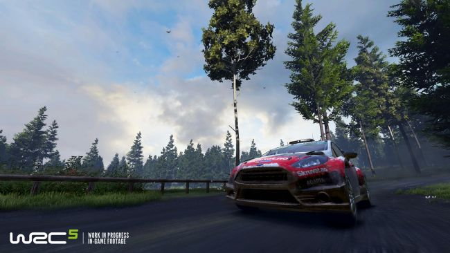 WRC 5: FIA World Rally Championship - Screenshots - Bild 6