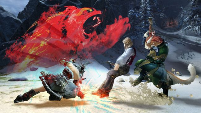 Guild Wars 2: Heart of Thorns - Screenshots - Bild 10