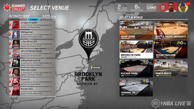 NBA Live 16 - Screenshots - Bild 11