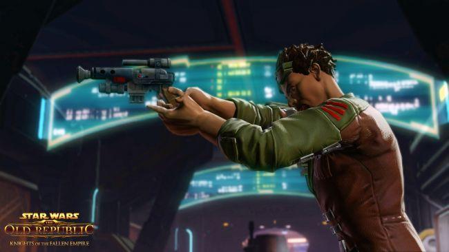 Star Wars: The Old Republic - Knights of the Fallen Empire - Screenshots - Bild 10