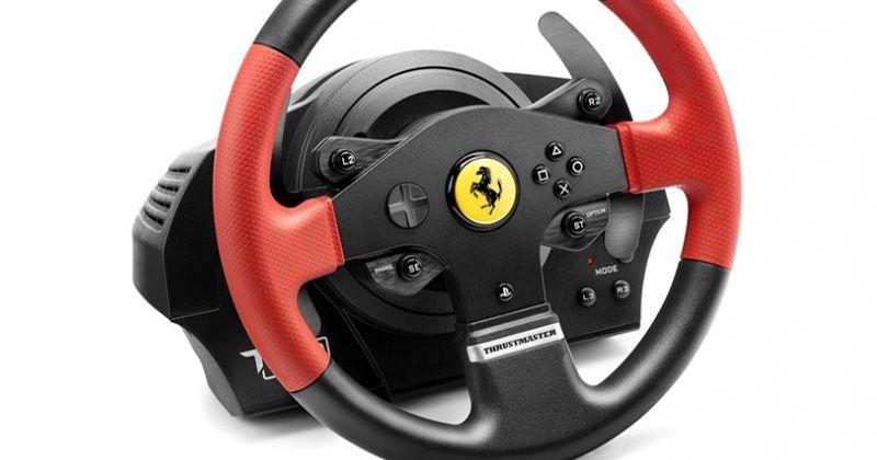 thrustmaster t150 ferrari racing wheel ffb zum moderaten. Black Bedroom Furniture Sets. Home Design Ideas