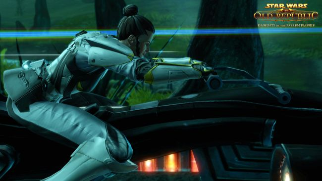 Star Wars: The Old Republic - Knights of the Fallen Empire - Screenshots - Bild 15