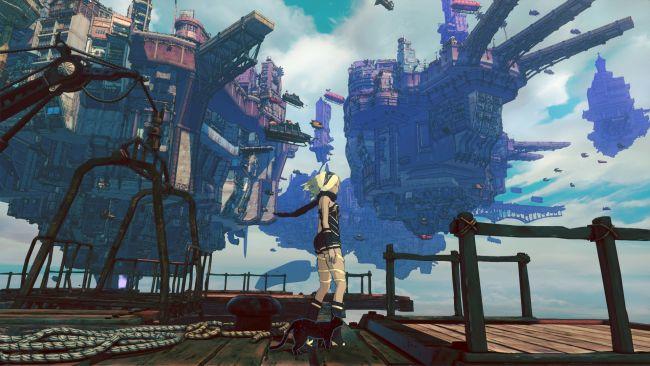 Gravity Rush 2 - Screenshots - Bild 2