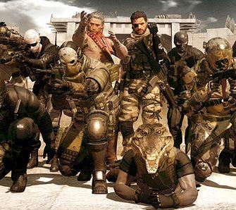 Metal Gear Online - Test