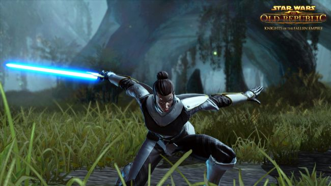 Star Wars: The Old Republic - Knights of the Fallen Empire - Screenshots - Bild 4