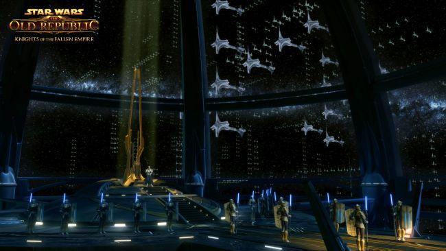 Star Wars: The Old Republic - Knights of the Fallen Empire - Screenshots - Bild 17