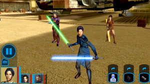 Star Wars: Knights of the Old Republic 2 - The Sith Lords