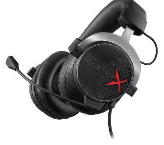 Creative Sound BlasterX H5 - Test