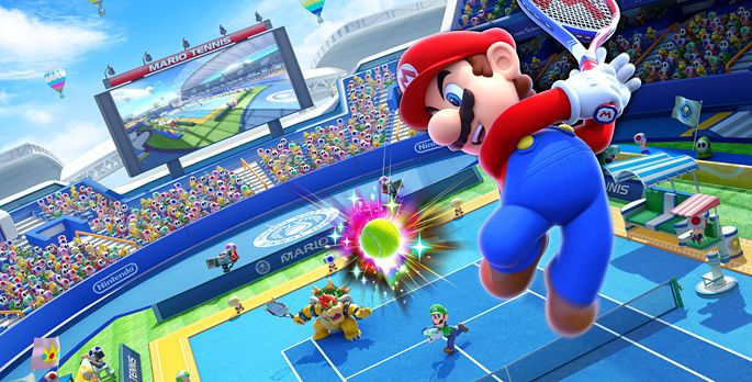 Mario Tennis: Ultra Smash - Test