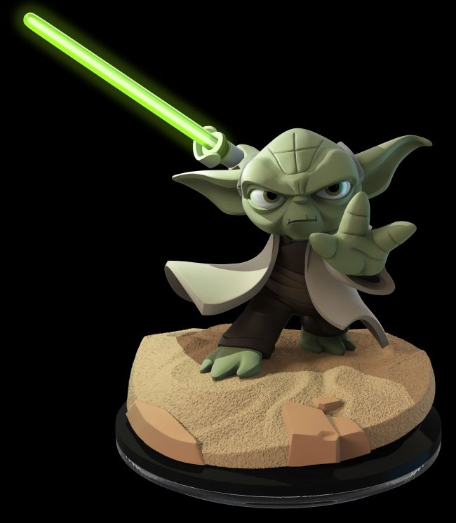 Disney Infinity 3.0 Playset: Limited Edition Star Wars Light Up - Artworks - Bild 6