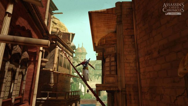 Assassin's Creed Chronicles: India - Screenshots - Bild 8