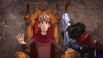 King's Quest: Stein oder nicht Stein - Screenshots - Bild 1