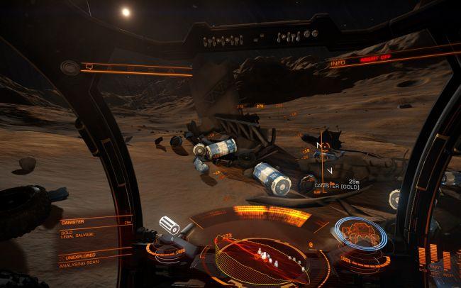 Elite Dangerous: Horizons - Screenshots - Bild 11