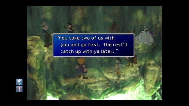 Final Fantasy VII - Screenshots - Bild 10