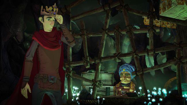 King's Quest: Stein oder nicht Stein - Screenshots - Bild 10