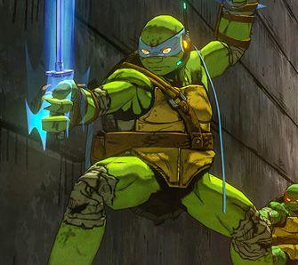 Teenage Mutant Ninja Turtles - Test