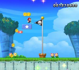 New Super Mario Bros. U Deluxe - Screenshots