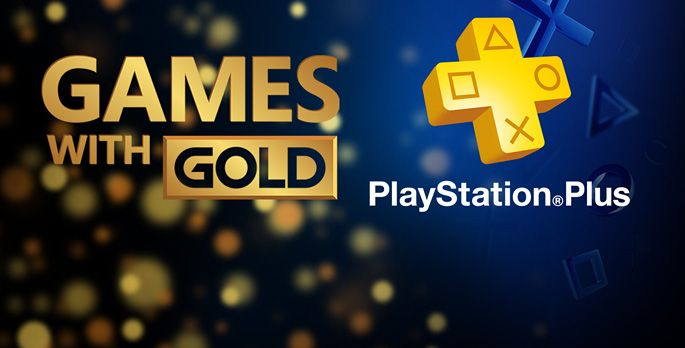 PS Plus vs. Xbox Games with Gold