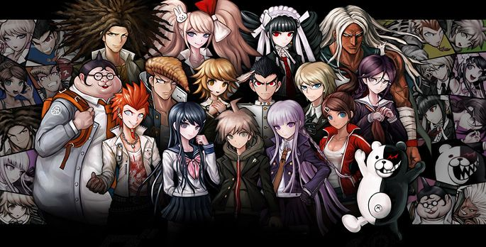 Danganronpa: Trigger Happy Havoc - Test