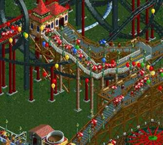 Rollercoaster Tycoon 2: Time Twister - Test