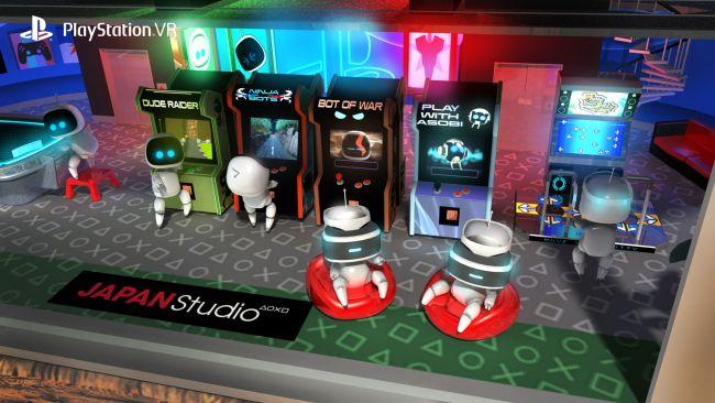 The Playroom VR - Screenshots - Bild 3