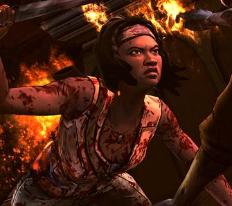 The Walking Dead: Michonne - Test
