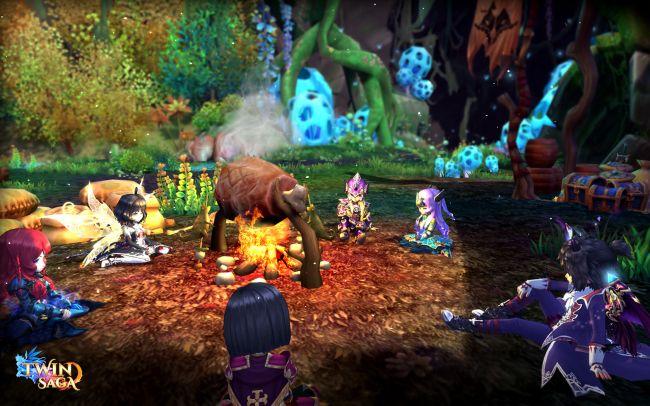 Twin Saga - Screenshots - Bild 1