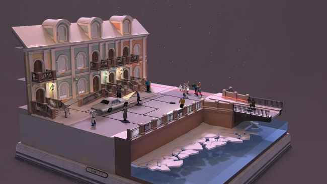 Hitman GO: VR Edition - Screenshots - Bild 5