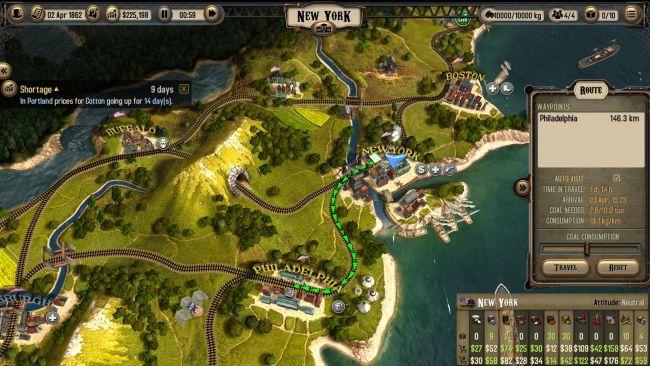 Bounty Train - Screenshots - Bild 8