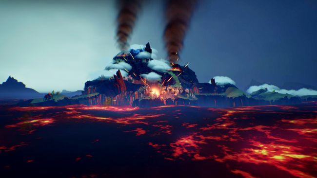 Valhalla Hills - DLC: Feuerberge - Screenshots - Bild 6