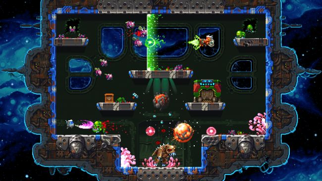 Super Mutant Alien Assault - Screenshots - Bild 10