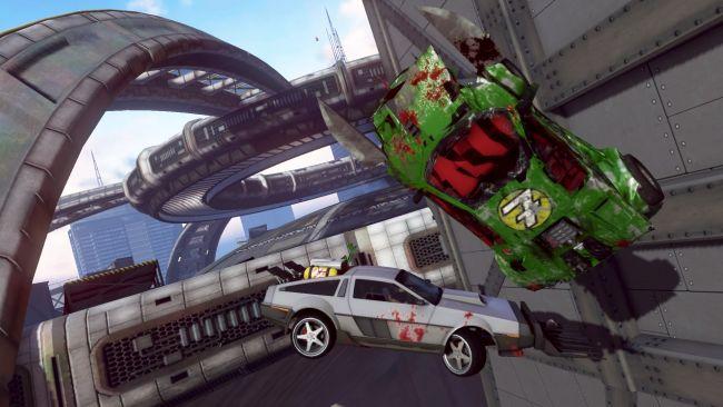 Carmageddon: Max Damage - Screenshots - Bild 10