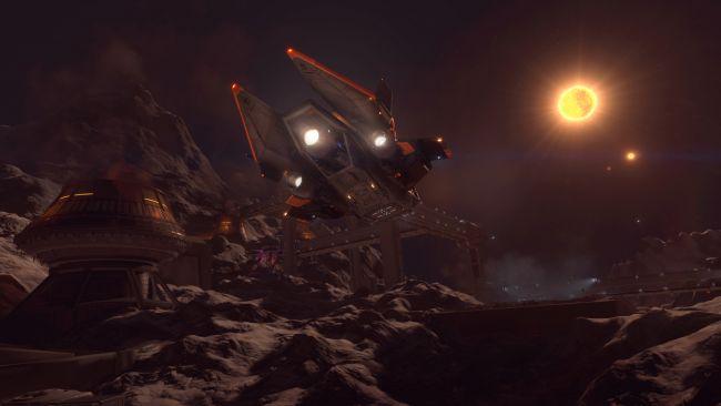 Elite Dangerous: Horizons - Screenshots - Bild 10