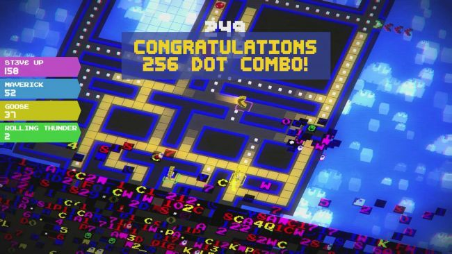 Pac-Man 256 - Screenshots - Bild 7