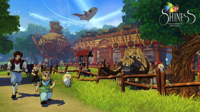 Shiness: The Lightning Kingdom - Screenshots - Bild 4