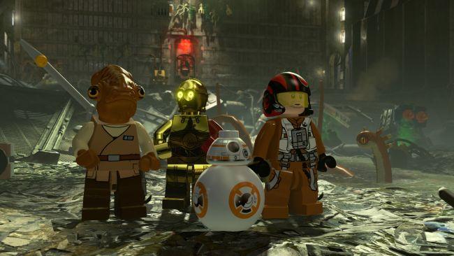 LEGO Star Wars: Das Erwachen der Macht - Screenshots - Bild 3