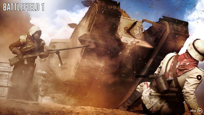 Battlefield 1 - Screenshots - Bild 7