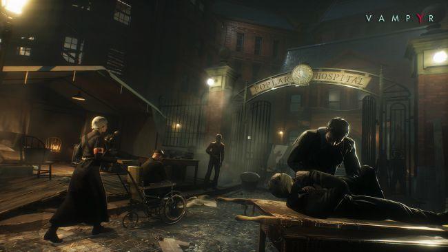 Vampyr - Screenshots - Bild 3