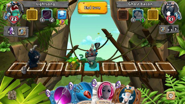 Rabbids Heroes - Screenshots - Bild 9