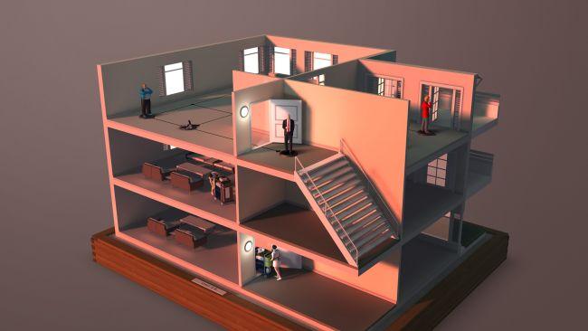 Hitman GO: VR Edition - Screenshots - Bild 4