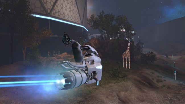 Goat Simulator - DLC: Waste of Space - Screenshots - Bild 7