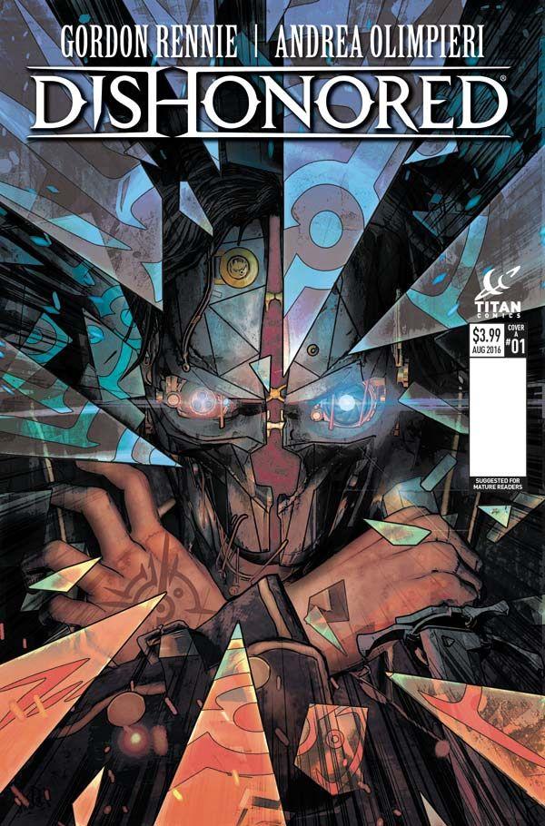 Dishonored 2: Das Vermächtnis der Maske - Artworks - Bild 4
