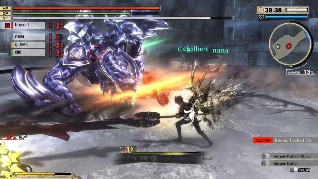God Eater 2 Rage Burst - Screenshots - Bild 10