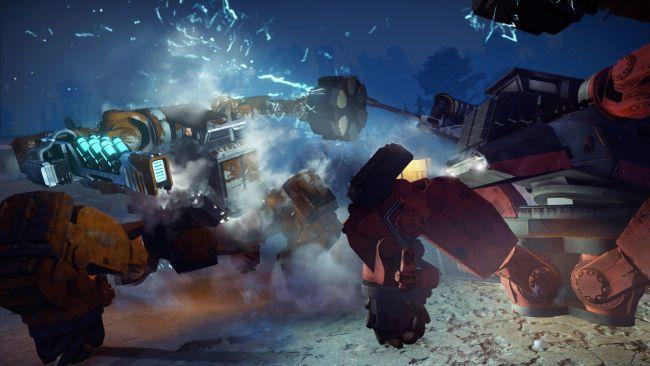 Just Cause 3 - DLC: Mech Land Assault - Screenshots - Bild 5